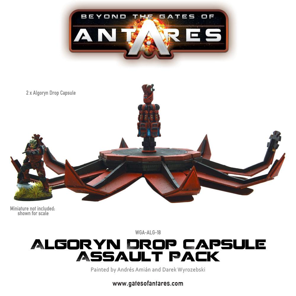 Algoryn Drop Capsule Assault Pack