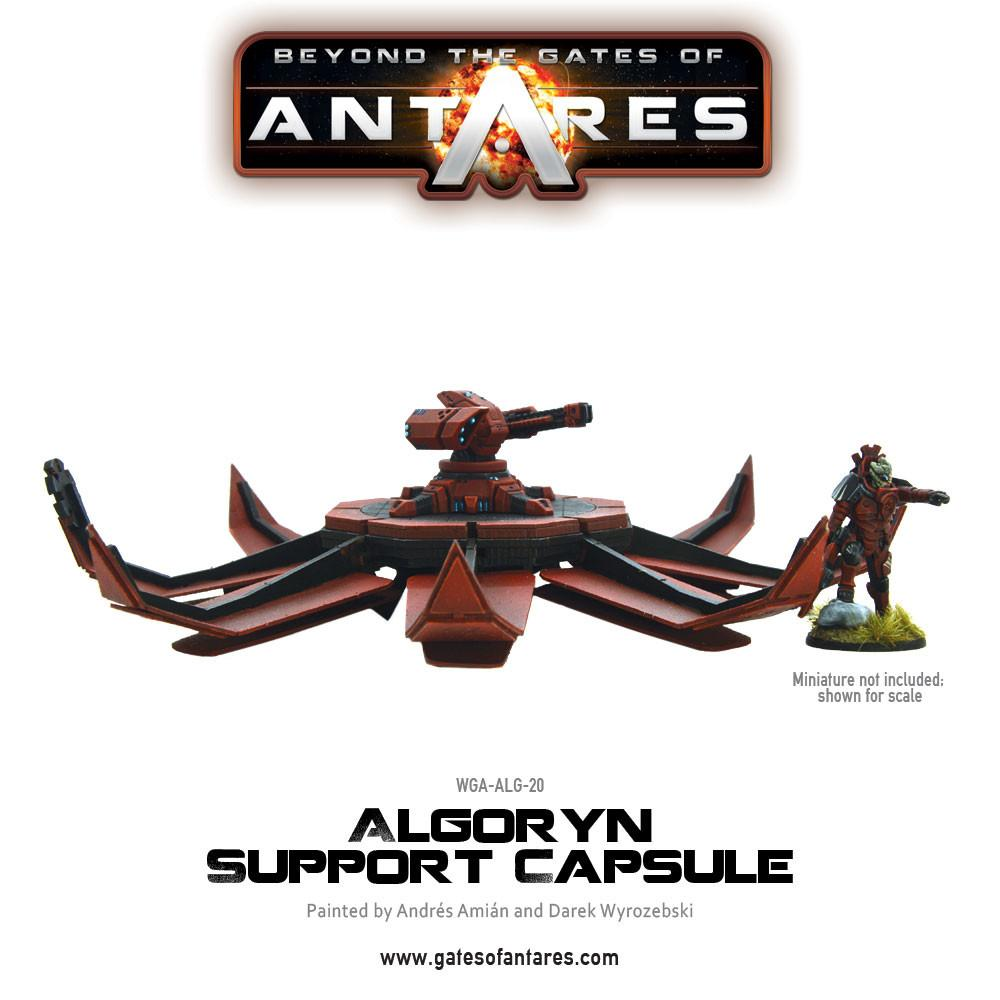 Algoryn Support Capsule