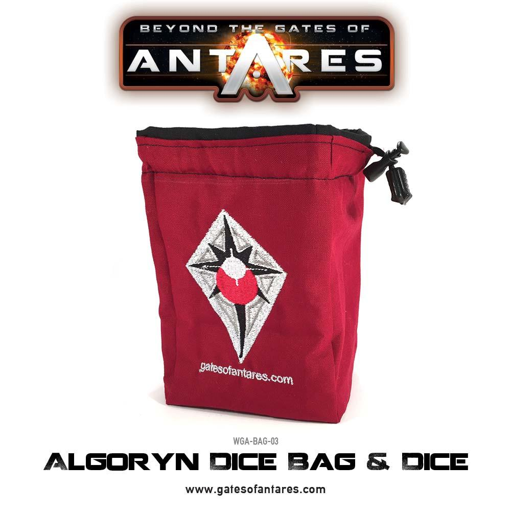 Algoryn Dice Bag and Dice