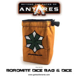 Boromites Dice Bag
