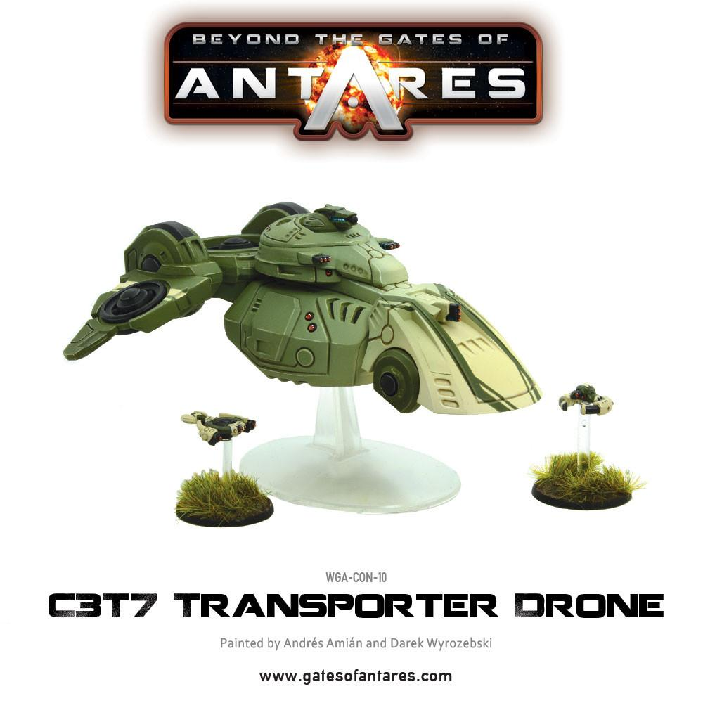 C3T7 Transporter Drone