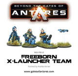 Freeborn X launcher Team
