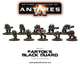 Outcast Rebel Black Guard