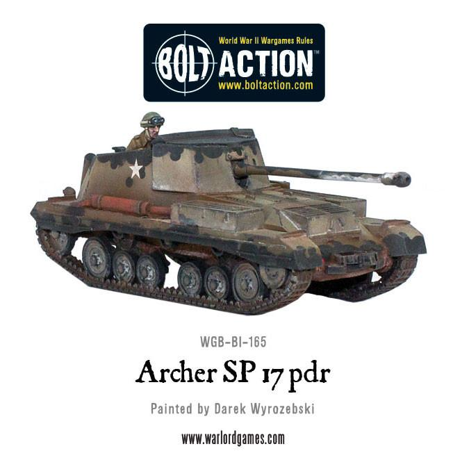 Archer SP 17 pdr