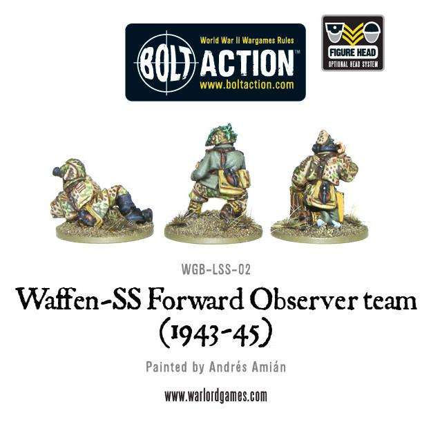 Waffen-SS Forward Observer team (1943-45)