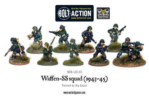 Waffen-SS Squad - Late (1943-45)