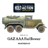 GAZ AAA Fuel Bowser