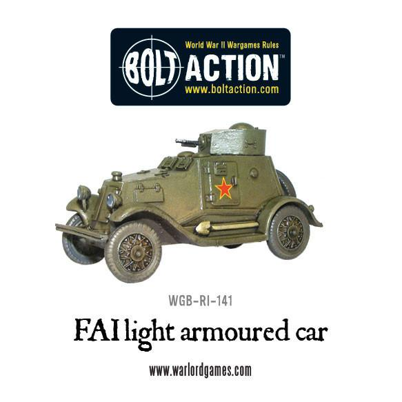 FAI light armoured car