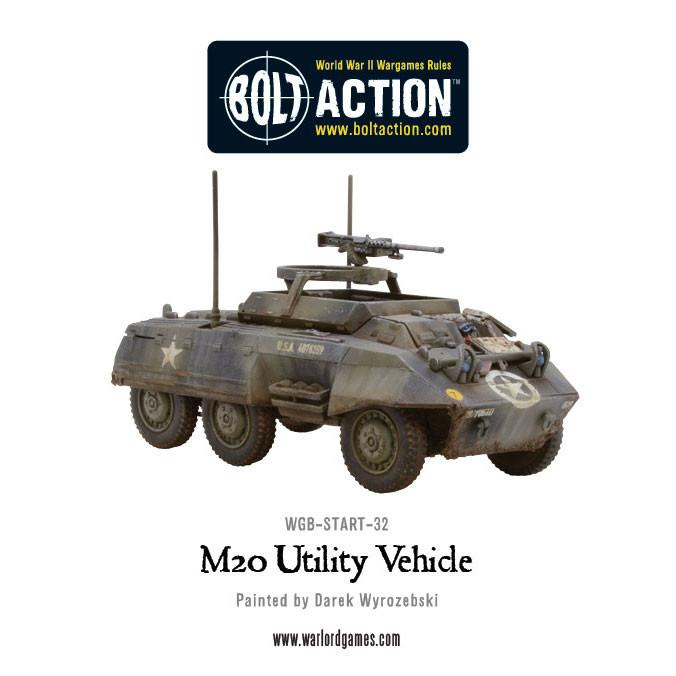 M8/M20 Greyhound Scout Car Squadron