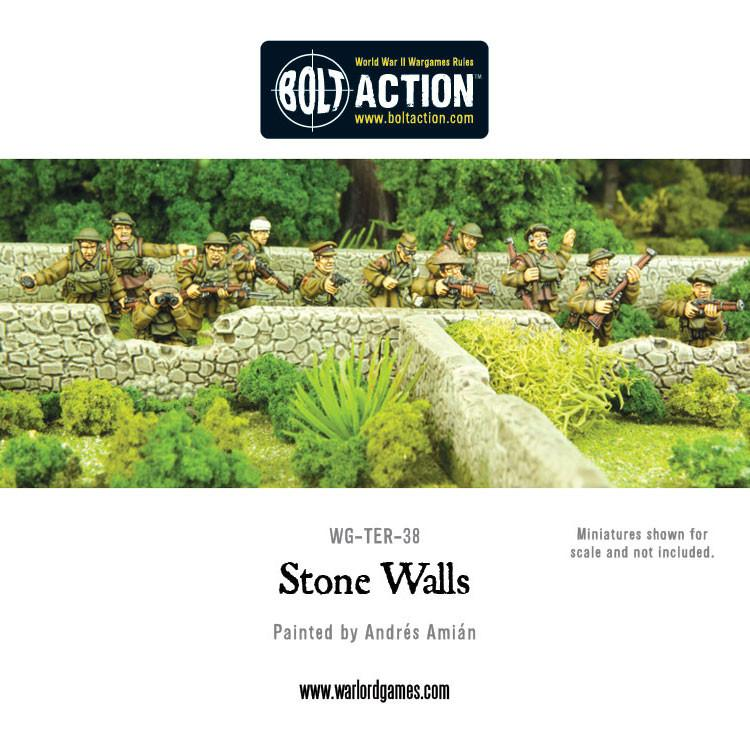 Stone Walls plastic boxed set