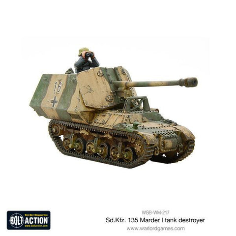 Marder I tank destroyer