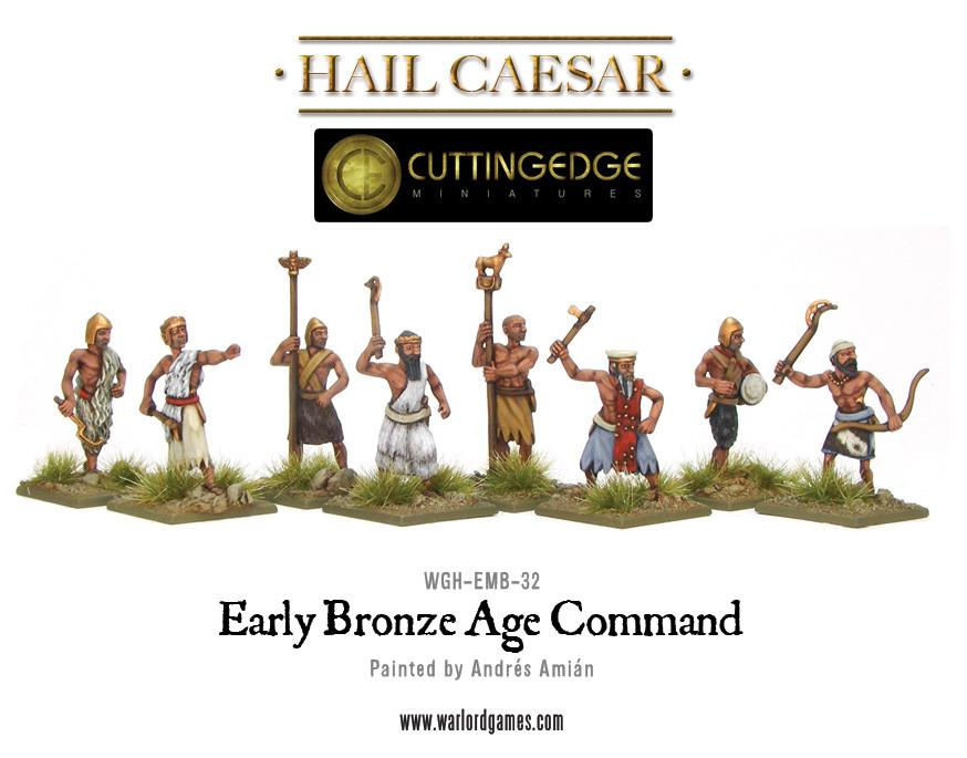 Early Bronze Age Command