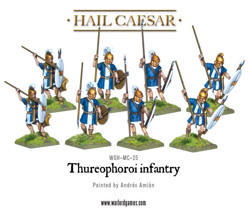 Thureophoroi infantry