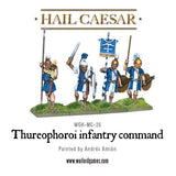 Thureophoroi infantry command