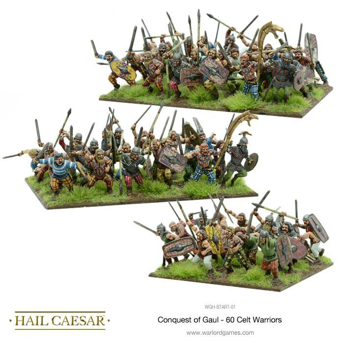 Hail Caesar - Conquest of Gaul starter set German