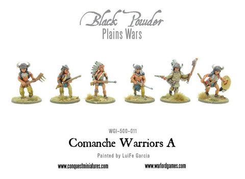 Comanche Warriors A