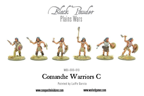 Comanche Warriors C