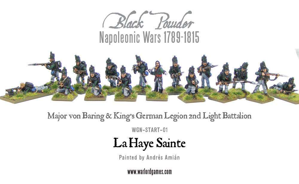 La Haye Sainte battle set
