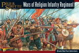 Wars of Religion Infantry Regiment