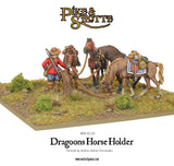 Pike & Shotte Dragoons horse holder