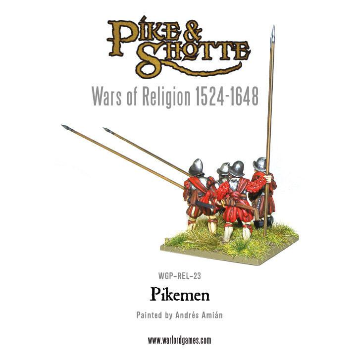 Wars of Religion: Pikemen