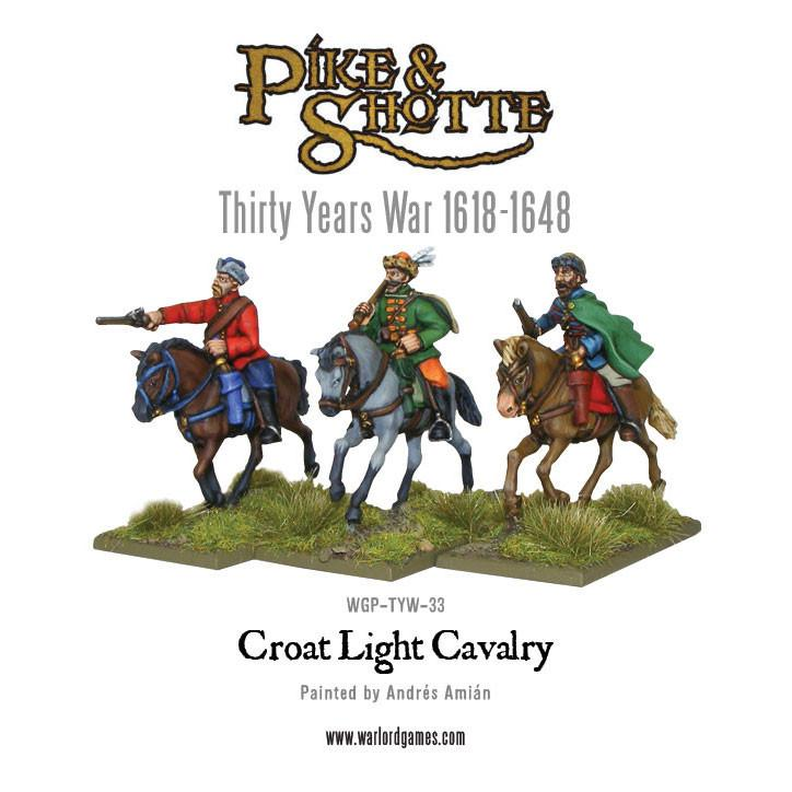 Croat cavalry