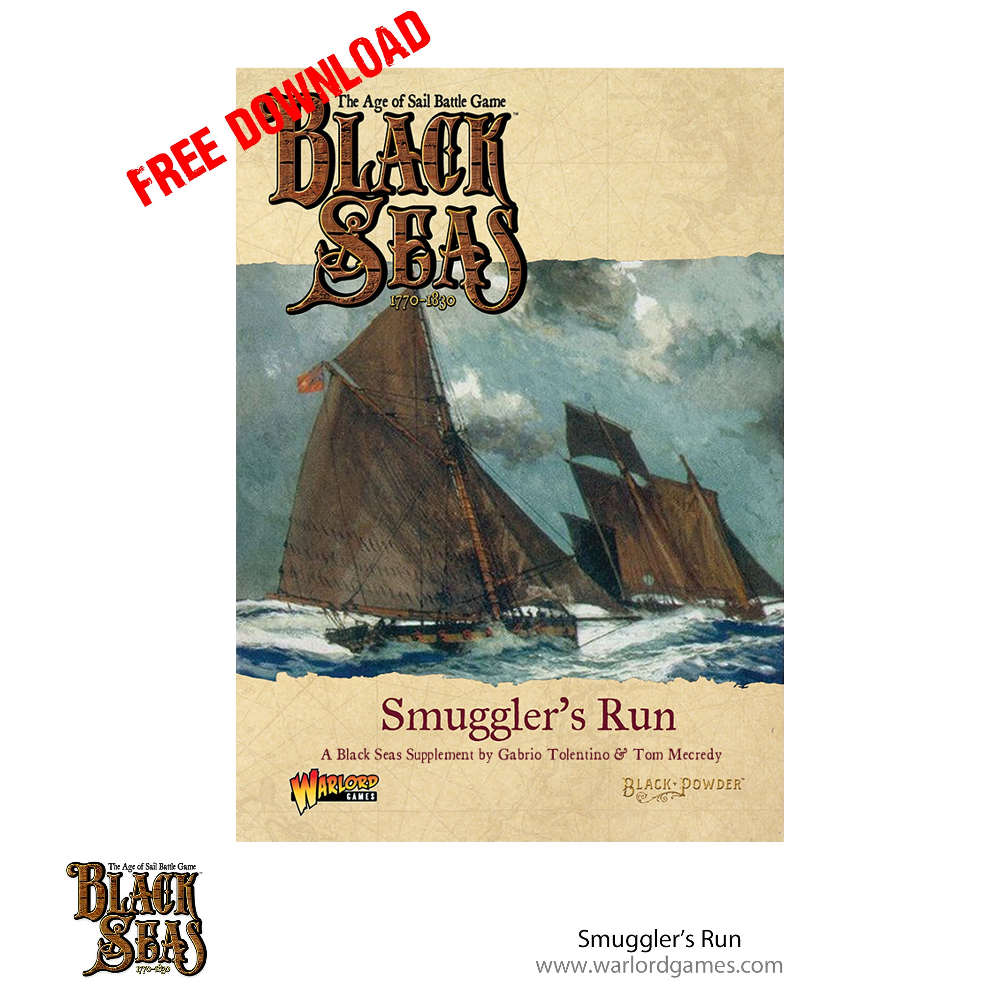 Smugglers Run (Black Seas) PDF