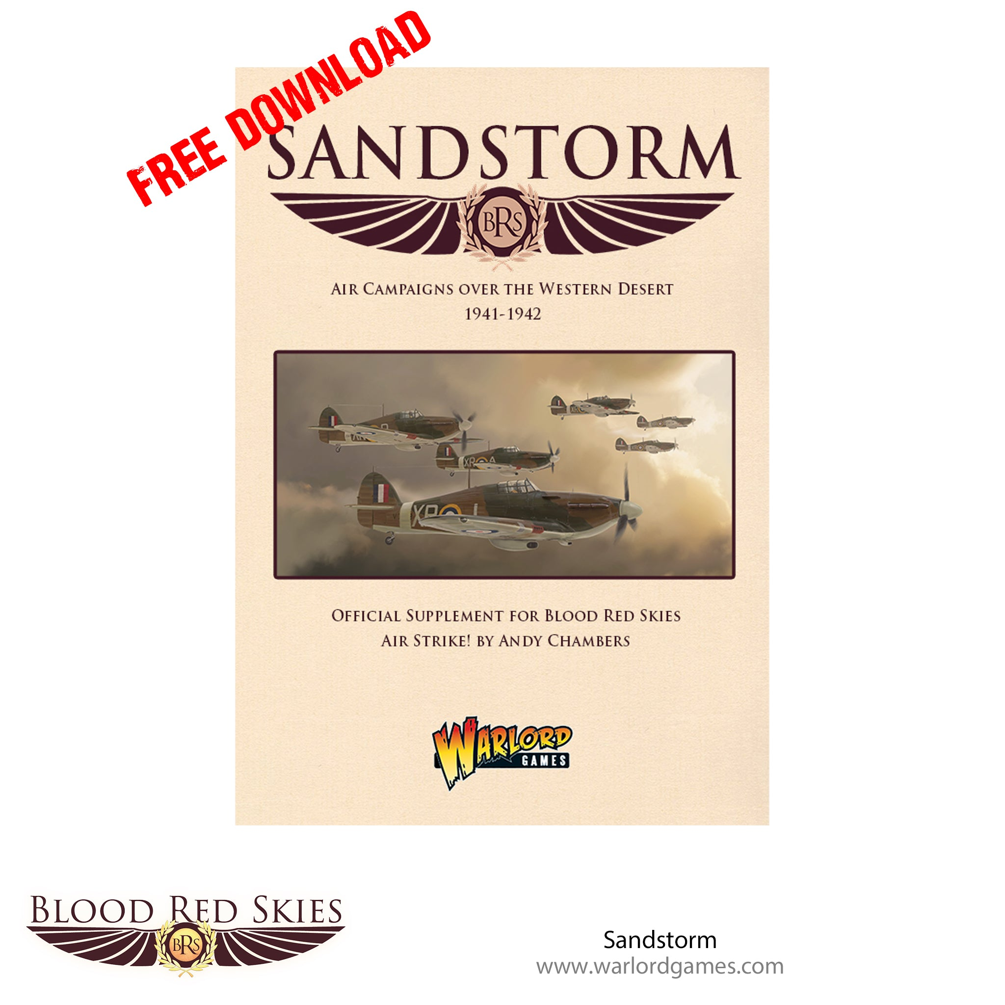 Sandstorm (Blood Red Skies) PDF