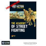 Academy of Street Fighting (Bolt Action: Firefight) PDF