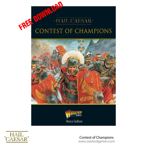 Contest of Champions (Hail Caesar) PDF