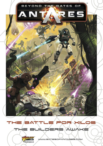 Digital The Battle for Xilos - Antares Supplement PDF