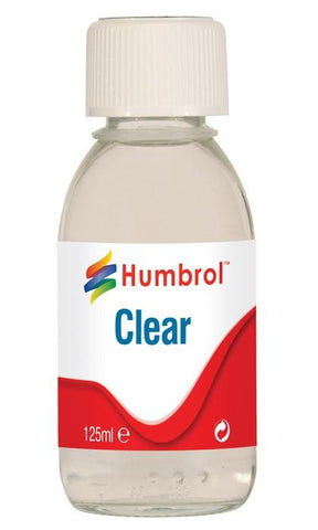 Clear Gloss 125ml