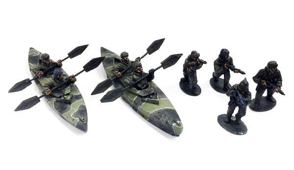 Commando Amphibious Raiders