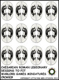 Caesarian Roman shield design 9