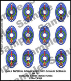 EIR Auxiliary Cavalry shield designs 3