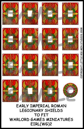 EIR Legionary shield designs 2