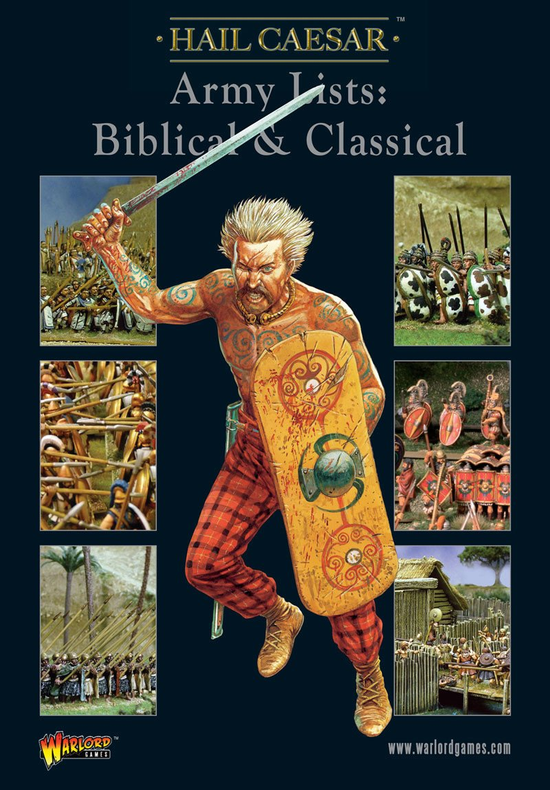 Hail Caesar Army Lists - Biblical & Classical