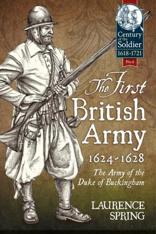 The First British Army 1624-1628