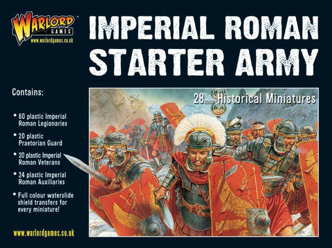 Imperial Roman Starter Army boxed set