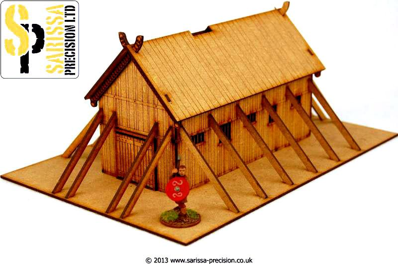 Viking Longhouse I