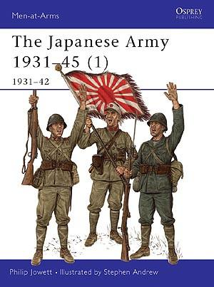 The Japanese Army 1931-45 (1)
