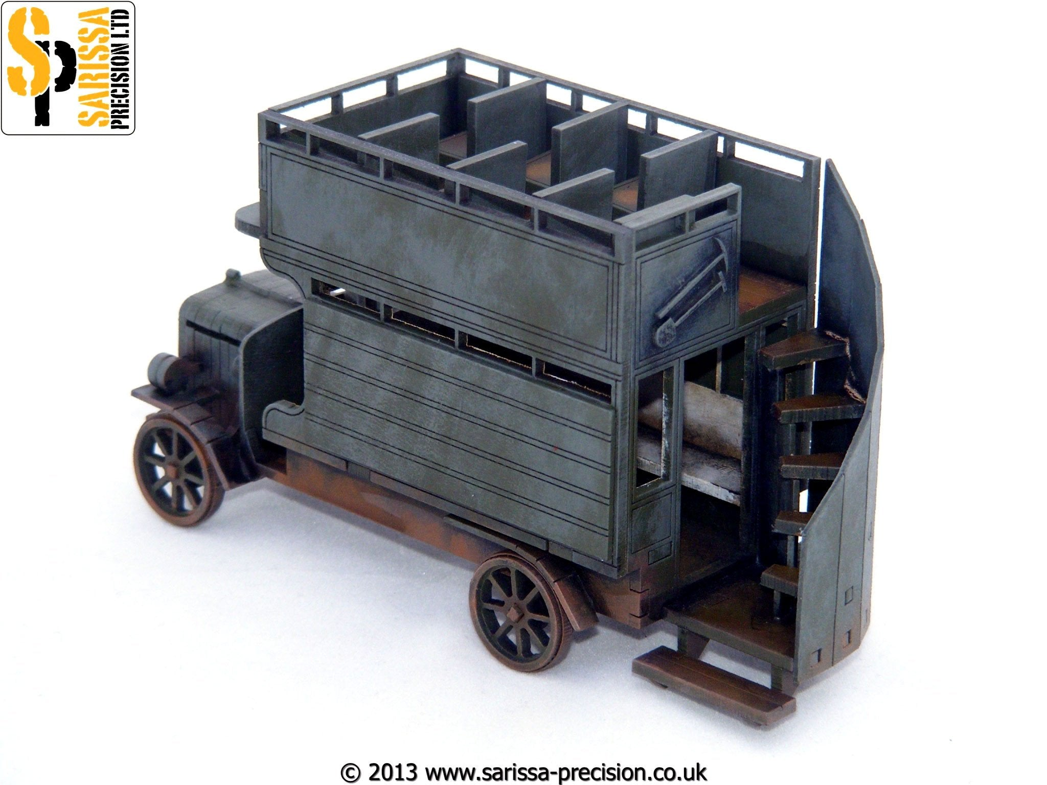 WW1 Type B Bus