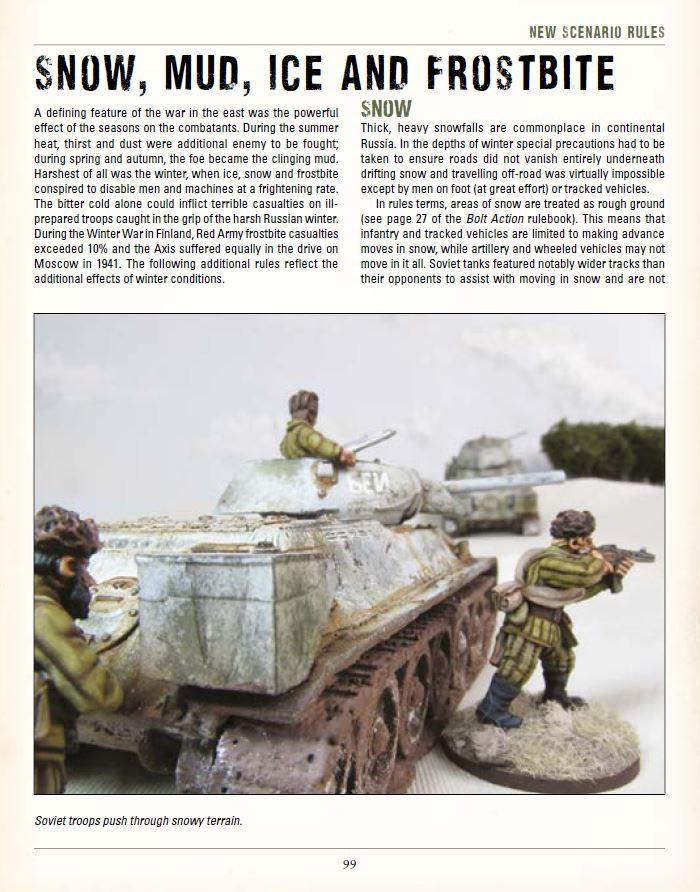 Digital Ostfront: Barbarossa to Berlin - Bolt Action Theatre Book PDF