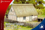 Medieval Cottage (1300-1700) plastic boxed set