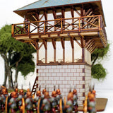 Pre-painted Roman Watchtower