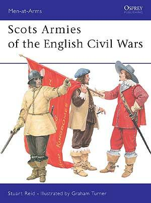 Scot's Armies of the English Civil Wars