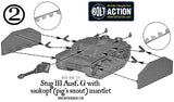 Stug III ausf G with saukopf (Pig's snout) mantlet Box Set