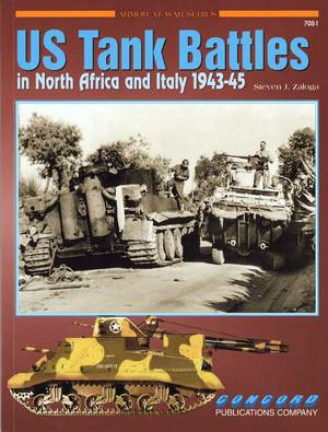 US Tank Battles In North Africa And Italy 1942 - 45