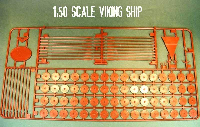 Viking Longship - Plastic Kit