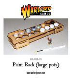 Paint Rack - Large Pots